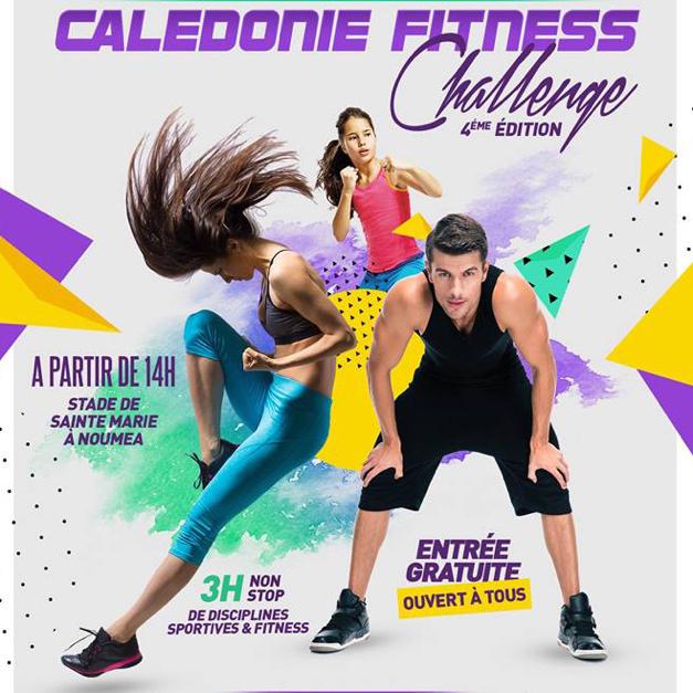 J'ai testé le Calédonie fitness challenge !