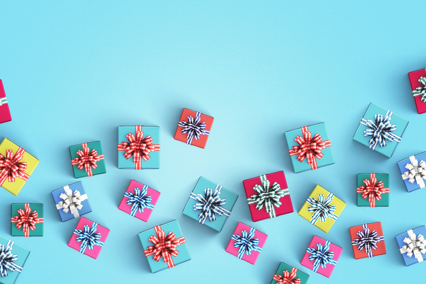 Des cadeaux originaux : défi relevé.